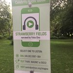 ภาพถ่ายของ Strawberry Fields, John Lennon Memorial