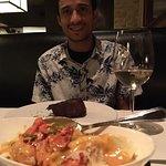 Steak and Lobster Mash.