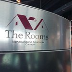 The Rooms Cafe resmi