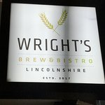 Photo de Wright's Brew & Bistro