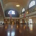 Photo of Ellis Island