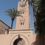 Foto van Koutoubia-moskee