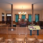 JUDGE PARKER'S COURTROOM