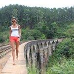 Kid on the bridge