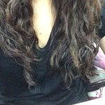 dry and not curly!!