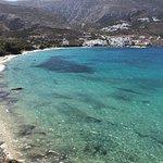 Foto di Aegiali Beach
