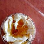 yohurt met honing