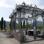 Terrasse am Wein