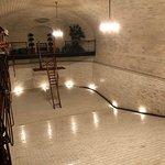 IMpressive indoor swimming pool