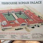 Zdjęcie Fishbourne Roman Palace