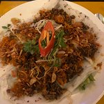 Can't rememberthis dish but it was vegetarian and delicious
