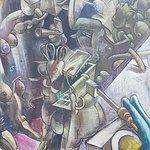 Bild från East Side Gallery