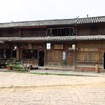 Plenty of ancient wooden buildings like this one
