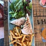 Breeze Beach Grill Foto