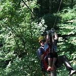 Foto de Hocking Hills Canopy Tours