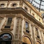 ヴィットーリオ エマヌエーレ 2 世のガッレリアの写真
