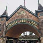 Canobie Lake Park resmi