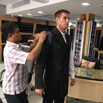 Customers @ Exclusive Tailor, Phuket in April 2018