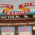 Billede af Clark's Trading Post and the White Mt. Central RR