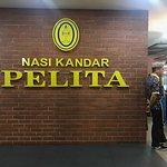 The front part of the restaurant Nasi Kandar Pelita