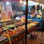 Saturday Night Market  Walking Street - Wua Lai Road Foto