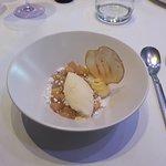 Deuxième dessert du menu découverte