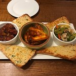 Beautiful food - rectified from our first visit