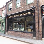 The Grocers and the Chemists
