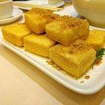 deep fried tofu