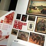 The Socialist hero wall
