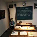 A communist class room