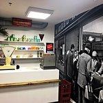 A communist grocery shop