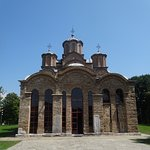 Photo of Gracanica Monastery