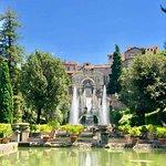 Bild från Villa d'Este