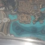 A nice view of the full Dubai Fountains...