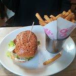 Crispy Cod Burger