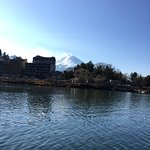 河口湖の写真