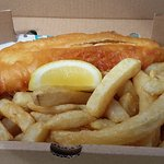 Eric's Fish and Chips Thornham Picture