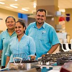 Our friendly Tappoo staff are here to serve you