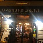 Photo of Les Oreilles et La Queue St Honore