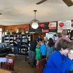 Foto de Green Salmon Coffee Shop