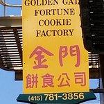 Bilde fra Golden Gate Fortune Cookies Co