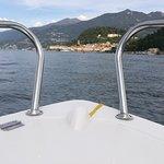 Foto de Hiring a Boat? at the Comacina island