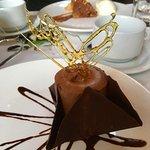 Mourir de chocolat, EXCELLENT :-)