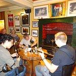 Live music to get a sense of the true Irish spirit.