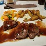 Restaurant, Auberge Le Saint-Sulpice Photo