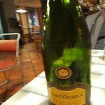 Best Prosecco we have ever had so we had 2 bottles.