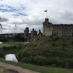 Cardiff Castle Foto