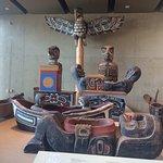 Bild från Antropologiska museet