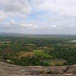vue de Pidurangala